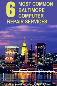 Baltimore Computer Repair Services